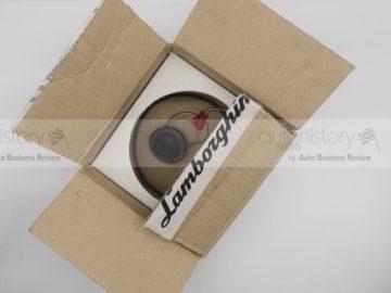 Lamborghini Speakers (Woofer-Tweeter Set) – NOS New Old Stock