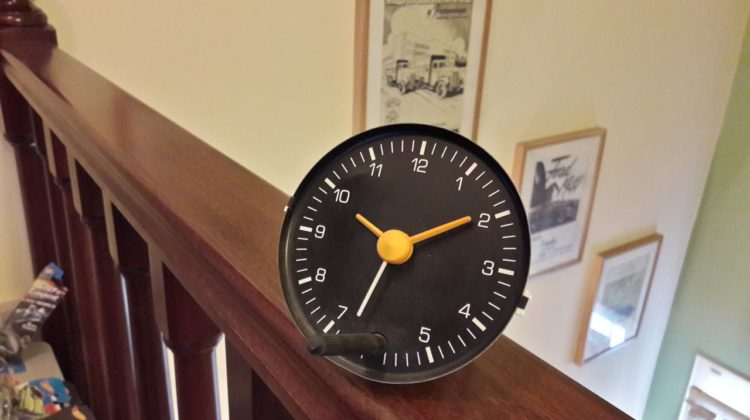 Ford Escort III Clock