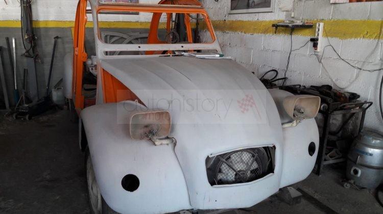 Citroën 2CV (1977)