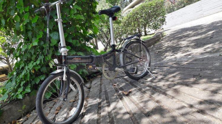 ECOSMO Folding Bike