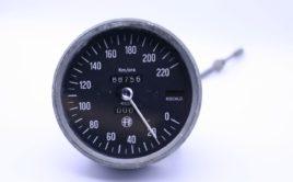 Alfa Romeo Speedometer
