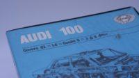 Audi 100 Owner's Workshop Manual