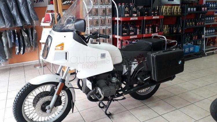 BMW R 80 TIC POLICE (1982)