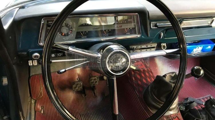Alfa Romeo Giulia 1300 Ti (1967)