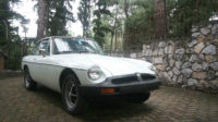 MG B GT (1977)