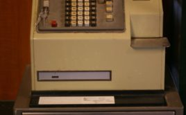 TEC BR-2500 Cash Register
