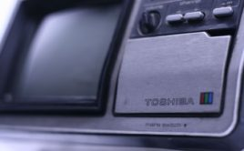 Toshiba Portable Car/Caravan TV