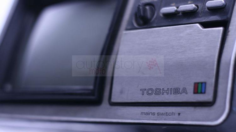 Toshiba Portable Car/Caravan TV