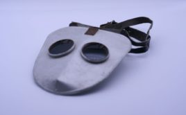 Vintage Welding Protective Mask