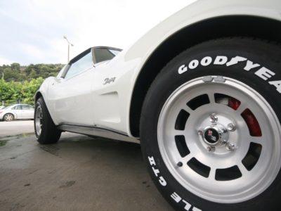 Chevrolet Corvette C3 Stingray (1973)