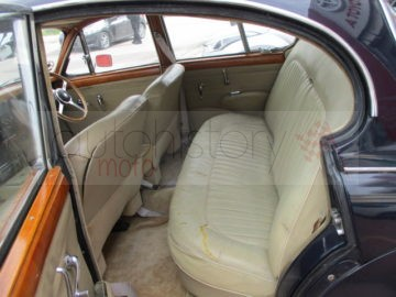 Jaguar MKII 3.8 RHD (1963)