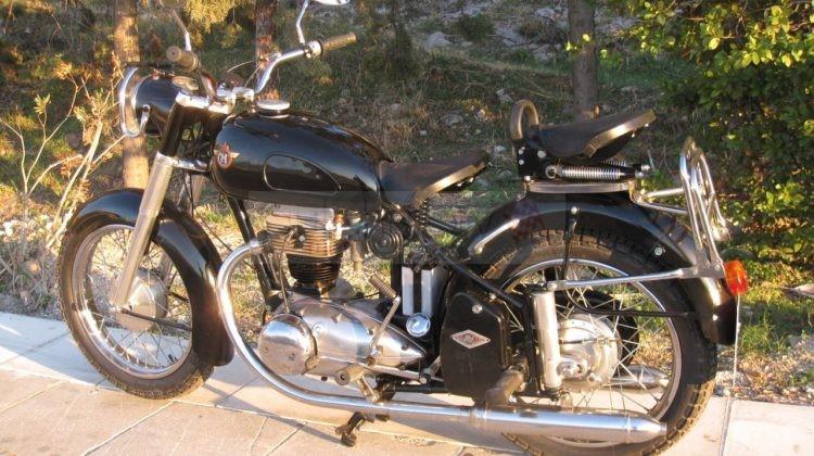Horex REGINA 350 (1954)