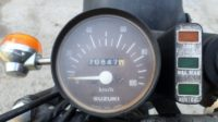 Suzuki RV 90 Van Van FRAME No. RV90-110212