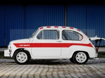 ZASTAVA Abarth Replica