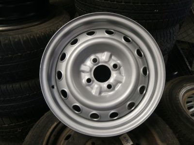 Alfa Romeo Alfetta GT 1st Series Steel Wheels (Set of 4)