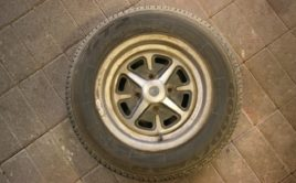 Ford Cortina Wheels (Set of 4)