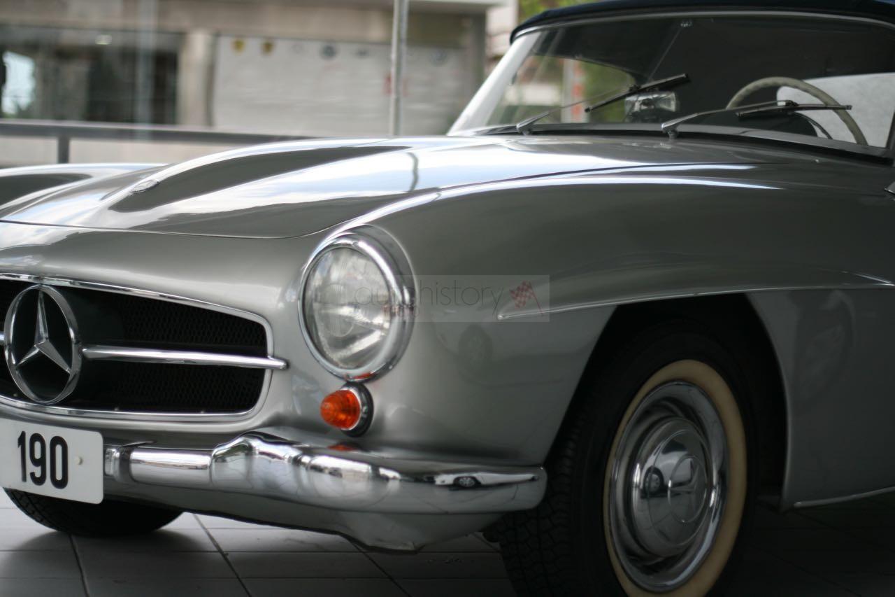 Mercedes-Benz 190 SL (1956)