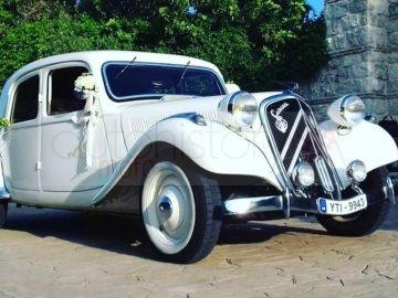 Citroën Traction Avant (1948)