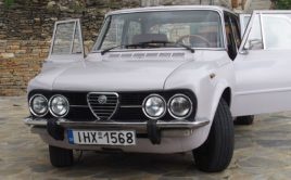 Alfa Romeo Giulia Nuova Super 1,3 (1975)