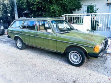 Mercedes-Benz W123 TE 230 (1984)