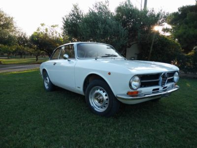 SOLD – Alfa Romeo Junior 1300 GT (1972)