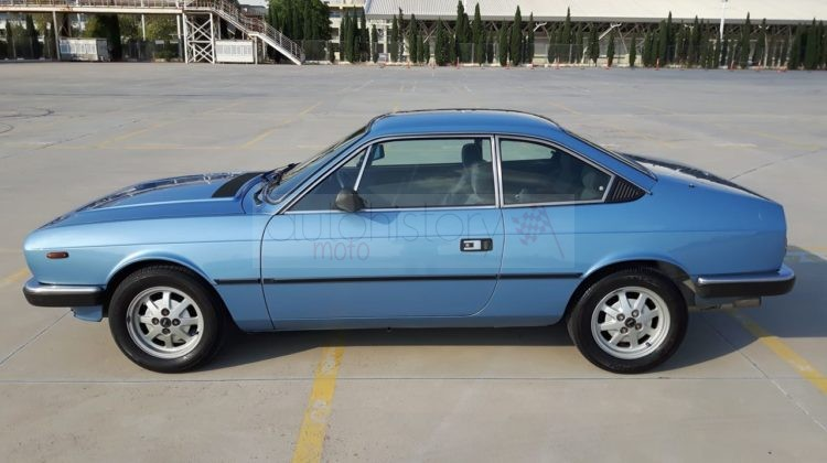 LANCIA BETA COUPE SERIE III (1984)