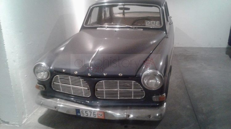 Volvo Amazon 122 (1964)