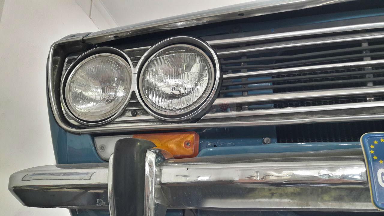NISSAN Bluebird DATSUN 510 1400 (1972) – automotohistory com