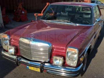 Mercedes-Benz 220 AUTOMATIC W115 (1968)