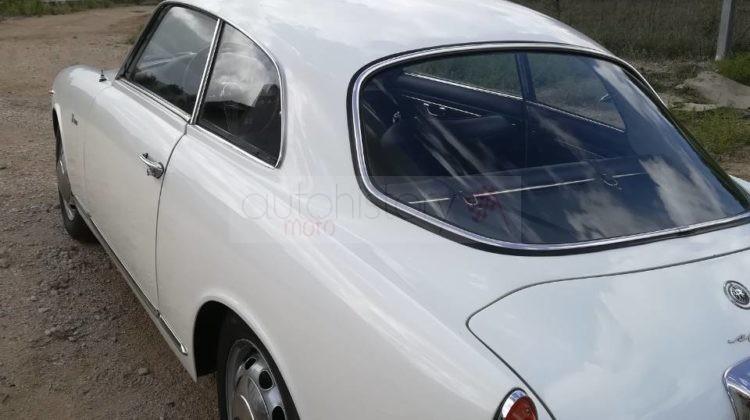 Alfa Romeo Giulia 1600 Sprint (1962)