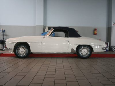 Mercedes-Benz 190 SL (1960)