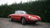 Alfa Romeo Spider – Series II (1970)
