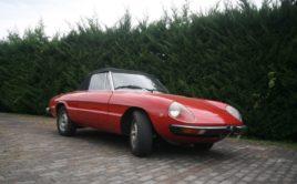 Alfa Romeo Spider – Series II (1969)