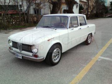 SOLD – Alfa Romeo Giulia 1600 (1971)