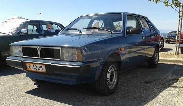 Lancia Delta (1st series pre-facelift) (1982)