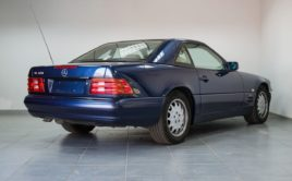 Mercedes-Benz SL 320 R129 Special Edition (1998)