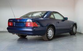 Mercedes-Benz SL 320 R129 Special Edition (1998)