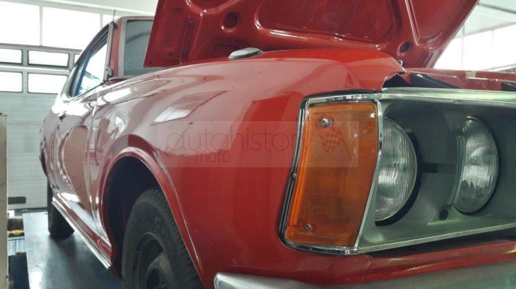 Datsun 180B Coupé – Type KPL 610 (1974)