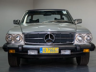 Mercedes-Benz 450 SL R107 (1972)