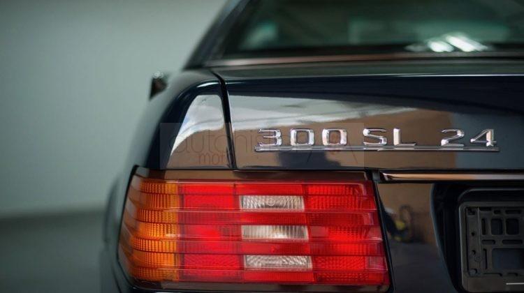 Mercedes-Benz 300 SL-24 R129 (1997)