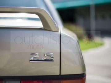 Mercedes-Benz 190E 2.5 W201 (1989)