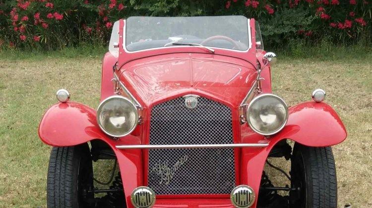 Alfa Romeo GranSport QUATTRORUOTE Zagato (1967)