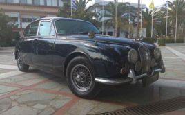 Jaguar MKII 2.4 LHD (1968)