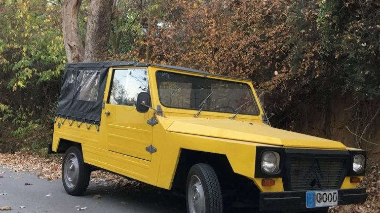 Citroën PONY (1981)