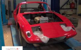 Lotus Elan +2 (1967) – RHD