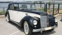 Armstrong Siddeley 18 Whitley (1950) – RHD