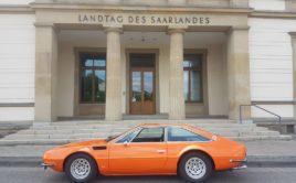 Lamborghini Jarama S (1972)