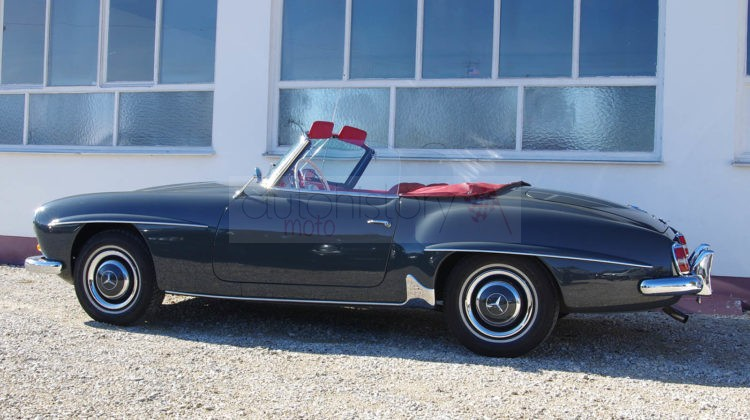 Mercedes-Benz 190 SL (1957)