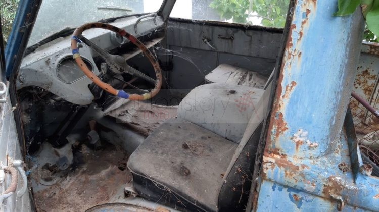 Very rare Ford FK 1250 project for sale