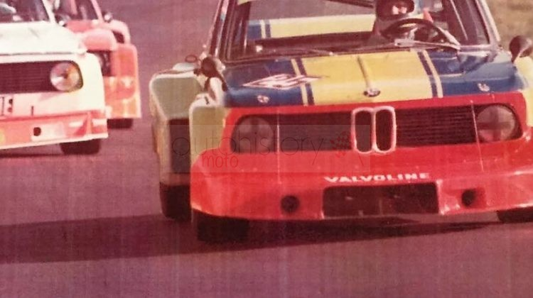 BMW 2002 Schnitzer F2 Group5 DRM Race Car (1977)